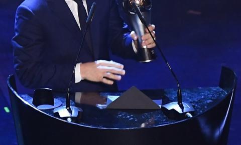 Entrega do prêmio The Best da FIFA está confirmada