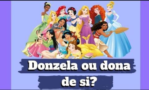 Evolução dos estereótipos das princesas da Disney
