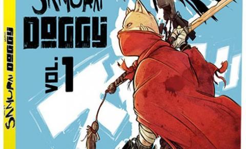 A arte zen da espada em boas patas: Samurai Doggy!