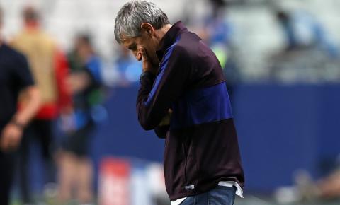 Barcelona demite Santién depois do vexame contra o Bayern de Munique