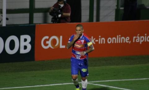 Fortaleza derrota Goiás  e garante sua primeira vitória no Brasileirão