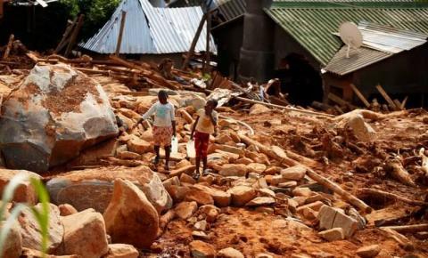 Desastres naturais e as consequências sociais