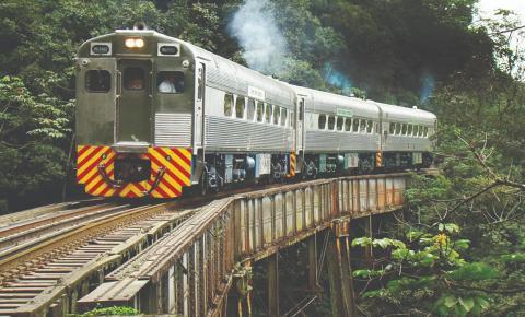 Trem turístico entre Minas Gerais e São Paulo pode ser reativado