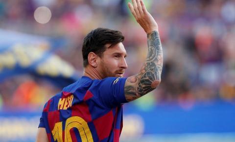 O provável adeus de Lionel Messi