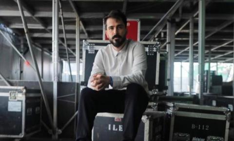 Guilherme Guedes: um bate-papo sobre jornalismo e música