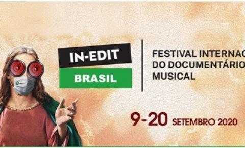 Festival Internacional do Documentário Musical traz mostras com diversos artistas