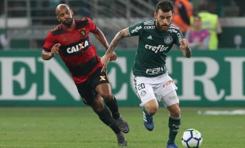 Palmeiras e Sport se enfrentam pela décima rodada do brasileirão