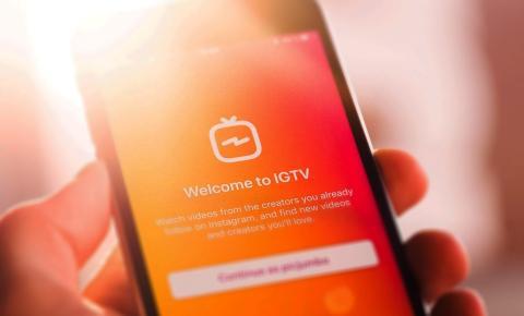 Instagram anuncia legendas automáticas para vídeos no IGTV