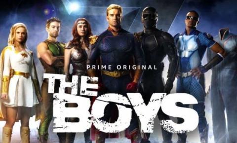 DC Comics inspirou a série The Boys!