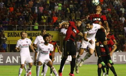 Sport recebe o Fluminense, que tenta voltar a vencer fora de casa
