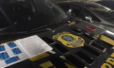 Criminosos são presos por falsificação de documentos no Sudeste