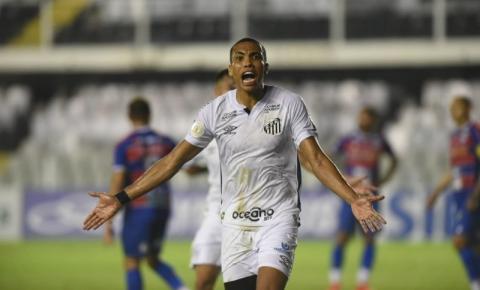 Santos e Fortaleza empatam na Vila Belmiro