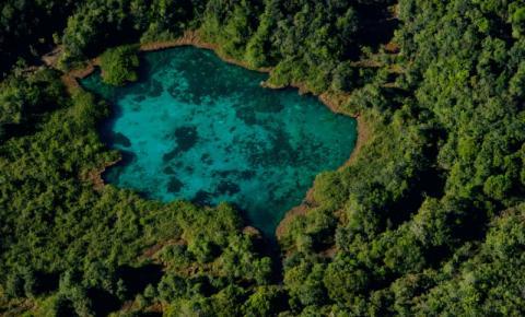 Mato Grosso: conheça a Lagoa da Lua