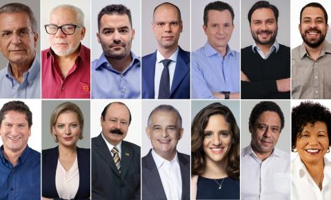 Corrida eleitoral para prefeito de SP segue acirrada