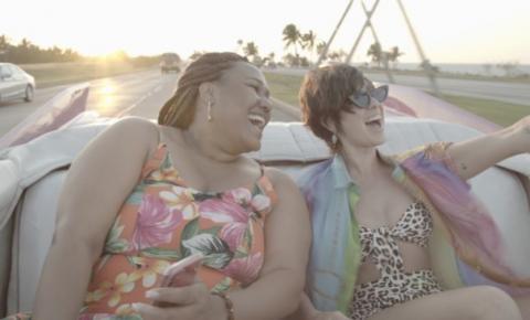 Fernanda Paes Leme e Luana Xavier mostram que simplicidade no turismo não impede diversão