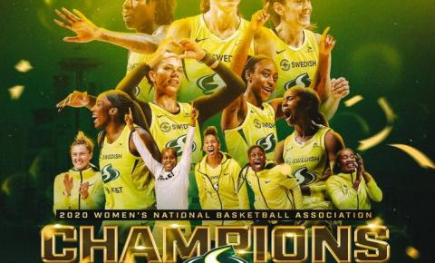 Seattle Storm desbanca Las Vegas Aces e fatura seu 4° título da WNBA