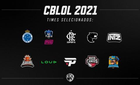10 times tornam-se parceiros de CBLOL para as competições de 2021