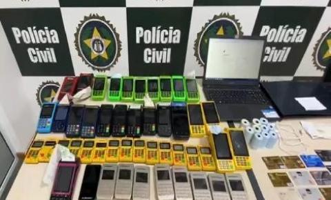 Fim da linha: Polícia prende quadrilha que aplicava golpes em idosos