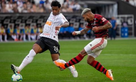 Corinthians sofre goleada do Flamengo, na Arena, em segundo jogo de Vagner Mancini no comando do clube