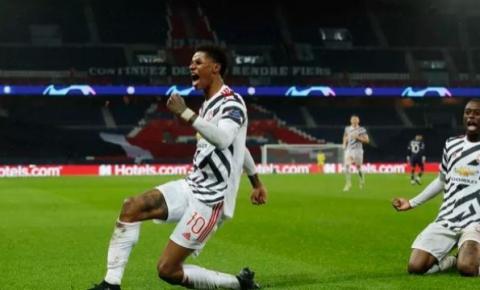 Manchester United estreia na Liga dos Campões com vitória sobre o PSG