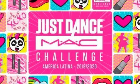 Finais Just Dance M.A.C Challenge acontecem no último sábado