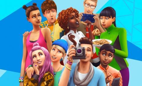 The Sims 4 é concedido gratuitamente pela Steam