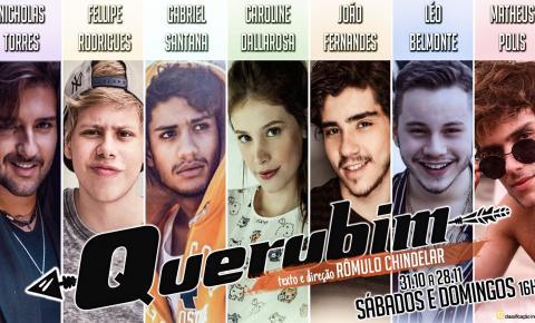 Peça Querubim estreia com nova versão em São Paulo