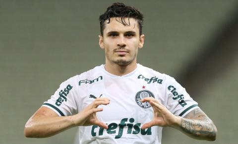 Raphael Veiga se destaca e Palmeiras vai às semifinais da Copa do Brasil
