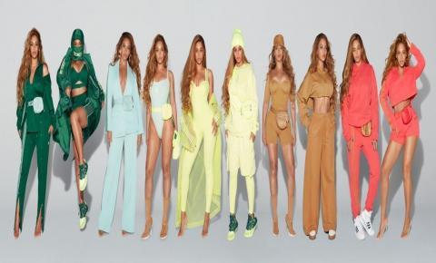 Beyoncé lança segunda parte da collab com Adidas
