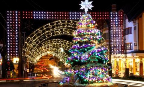 Natal: cinco destinos com temática natalina no Brasil