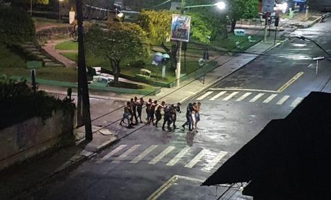 Medo e morte em Cametá no Pará