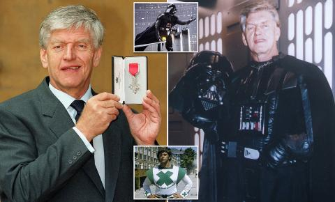 Homenagens e despedidas a Darth Vader