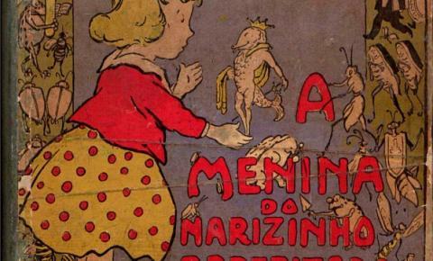 Narizinho, a menina do narizinho arrebitado