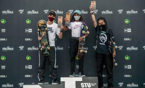 Cenário do skate brasileiro tem novos campeões