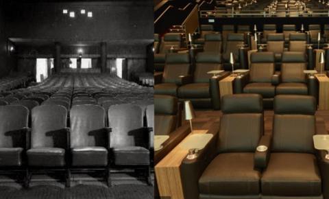 A trajetória do cinema, da ascensão até os dias de hoje