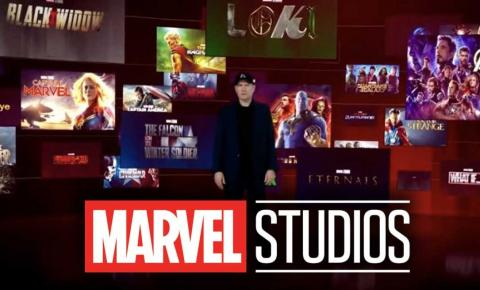 Marvel libera conteúdos inéditos e informações sobre futuros projetos