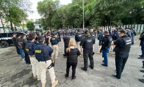 Operação Caim prende suspeitos de assassinato e tráfico de drogas no ES