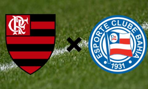 De olho na vice liderança, Flamengo enfrenta o Bahia no Maracanã
