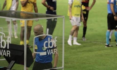 Sport pede à CBF a não utilização do VAR em seus jogos