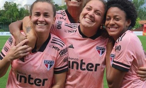 São Paulo reforça o time feminino para a temporada de 2021