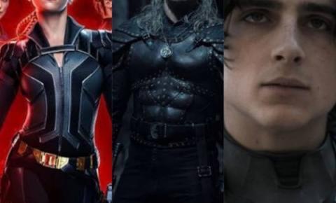 Filmes e séries que serão lançados em 2021