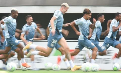 Após classificação na Libertadores, Santos recebe o Botafogo pela 30° rodada do Brasileirão