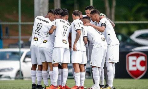 Atléticos Mineiro e Paranaense se encontram para o primeiro jogo da final do Brasileirão Sub-20