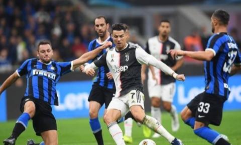 Inter de Milão recebe a Juventus de olho na parte de cima do Italiano