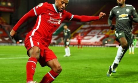 Liverpool e United empatam em clássico inglês da Premier League