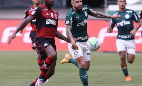 Flamengo x Palmeiras: os dois melhores elencos do Brasil duelam nesta quinta-feira