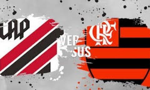 Flamengo busca um triunfo sobre o Athetico-PR mirando a ponta da tabela