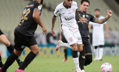 Corinthians x Ceará: confronto direto por uma vaga na próxima Libertadores da América