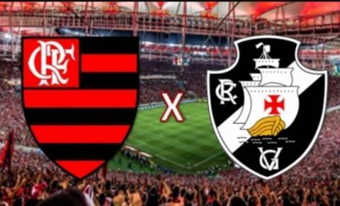 Clássico com teor de decisão: Flamengo e Vasco se enfrentam no Maracanã