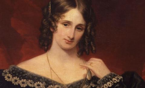 170 anos do falecimento de Mary Shelley